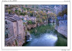 Lozère - Gorges du Tarn by BerColly, via Flickr