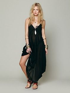Free People Bubble Tank Top