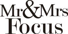 Logo Mr & Mrs Focus
