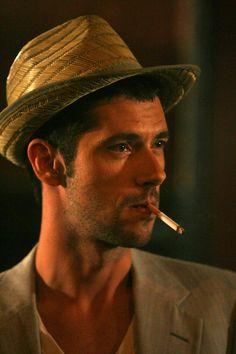 Melvil Poupaud dans le film Broken English, là où je l'ai découvert!