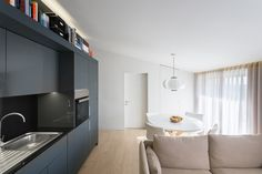 Balancing efficiency with comfort is a constant challenge for designers – but these three single bedroom apartments serve as inspiring examples of success. Ea