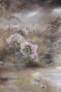 PEINTURE – Claire BASLER Watercolor Flowers, Watercolor Paintings, Painting Prints, Floral Paintings, Flower Images, Flower Art, Flower Background Wallpaper, Anime Comics, Botanical Art