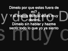 Enrique Iglesias ''Dimelo'' With Lyrics (+playlist)