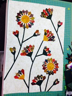 Sulky has an interesting blog, and they're one of Quiltmaker's valued Treasure Hunt sponsors.