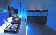 DJ House Container DJ-Booth / Studio