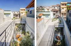 Arquitetos transformam casa com risco de desabamento em SP | Catraca Livre