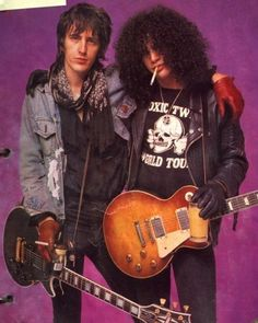 Izzy stradlin & slash