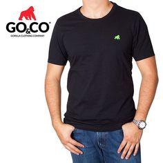 Sabemos que el color negro es uno de tus favoritos. Que no te falte tu  #T-ShirtGoco negra. Ven por ella a nuestras tiendas.  TIENDAS:  Laureles: Av Jardín, Cra 73 #Circular 1–15  Envigado: Calle 30 sur # 45- 20  Guayabal: Cra 52 #29A111 Centro Mercantil  Bucaramanga: Cra 36 #41-47 local 2  #BeGoCo #Casualwear #Style #MenCollection #menstyleguide #polos #mensfashion #mensclothing #stylegram #fashiongram #algodón #cotton #hechoencolombia