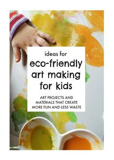 Sunshine Guerrilla: How to Let your Kids be Creative (Without Creating Tons of Waste) How to Let Your Kids Be Creative (Without Creating Tons of Waste) – Eco-friendly art-making for kids – zero-waste ideas for art with kids- Creative Activities, Toddler Activities, Toddler Play, Free Activities, Creative Kids, Family Activities, Art For Kids, Crafts For Kids, Eco Kids