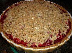 Emerils Strawberry Crumb Pie Recipe - Food.com