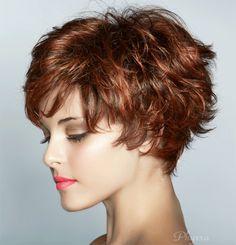 short hair not pixie - Google Search