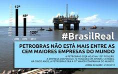 A inflação brasileira já é uma das mais altas do mundo. #coragemparaavançar #aecioneves #paramudarobrasil