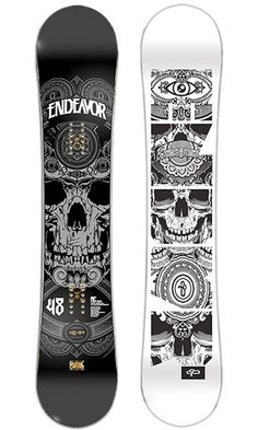 Endeavor Snowboards - RC Series