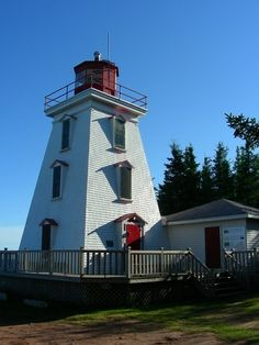 Cape Bear Lighthouse, Prince Edward Island