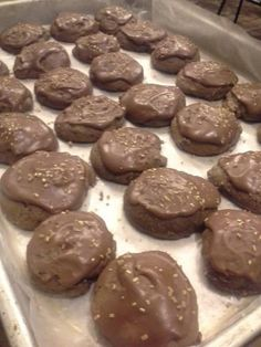 Chocolate Ricotta Cookies | Cooking with Nonna
