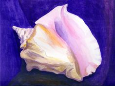 shell painting - Google Search