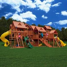 $17999.99 Metropolis Play System. For when I have that extra $18k laying around...