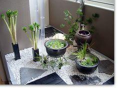 balcony zen garden - Google Search