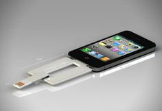 ChargeCard for Apple iPhone and Android Smartphones - lifestylerstore - http://www.lifestylerstore.com/chargecard-for-apple-iphone-and-android-smartphones/