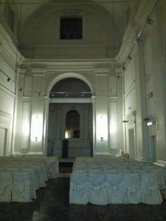 Residenza di Ripetta chapel, Roma. http://www.facebook.com/celebratetravelinc