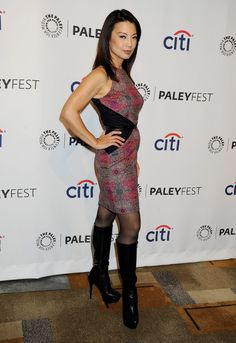 Ming-Na Wen – PaleyFest An Evening With 'The Agents of Shield' – March Ming-Na Wen Style, Outfits and Clothes. Hottest Female Celebrities, Beautiful Celebrities, Celebs, Chun Li, Melinda May, Beauty Over 40, Ming Na Wen, Non Blondes, Beautiful Asian Women