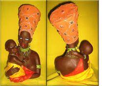 Resultado de imagen para africanas cuadros