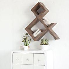 Wall Shelf - ampersand-inspired design
