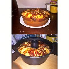 Bluder cake