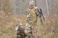Big white-tailed bucks, the heart of the rut, and prime stand time - by Tony Peterson