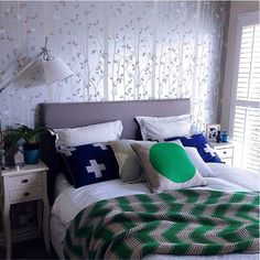 A New Look For My Master Bedroom - get the look, more detail on The Stylist Splash