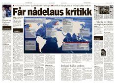 Klassekampen 19. juni 2013. Redaksjonell design. Editorial design. Layout.