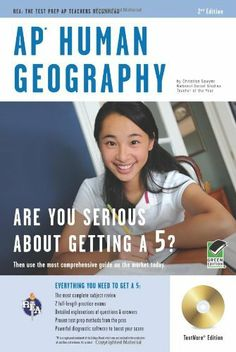 ap human advanced placement of human Human geography (preparing for the ap exam) amsco/perfection learning  is  equivalent to an introductory college-level course in human geography.