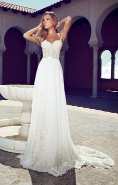 Wedding Dresses by Julie Vino Fall 2014 - Belle The Magazine