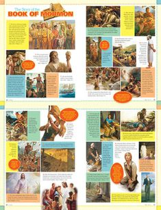 The Story of the Book of Mormon in Friend magazine