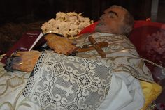 incorruptible body of saints | Orbis Catholicus Secundus: Incorrupt Body of St. Luigi Orione