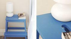 Crea Decora Recicla by All washi tape | Autentico Chalk Paint: Autentico Chalk Paint para la banqueta de Ikea