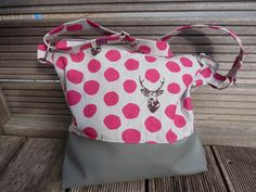 """Schultertaschen - Handtasche """"Emily"""" - ein Designerstück von Mailyme bei DaWanda"""