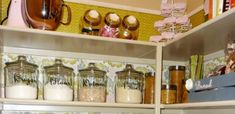 Pantry Org FI Edited   No Matter How Big, Small or Cluttered Your Pantry Is, You Can Get It Organized. Here Are 17 Pantries That Prove It!