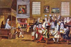 18C American Women: Women, Coffee Houses, & the American Revolution
