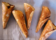 Waffle Cone Recipe on Pinterest | Homemade Waffles, Pizzelle Recipe ...