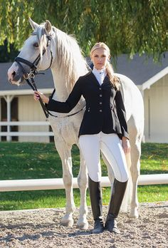 The most important role of equestrian clothing is for security Although horses can be trained they can be unforeseeable when provoked. Riders are susceptible while riding and handling horses, espec… Equestrian Chic, Equestrian Girls, Equestrian Outfits, Horse Girl, Horse Love, Horse Riding, Riding Boots, Horseback Riding Outfits, Especie Animal