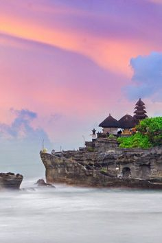 Beauty Of NatuRe: Tanah Lot Temple - Bali, Indonesia,