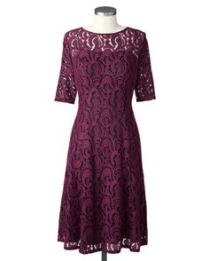 coldwater creek lace dress | Misses Dresses: Maxi, Lace, Knit & Mesh Dresses | Coldwater Creek