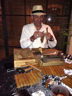 #cigar roller #Omar