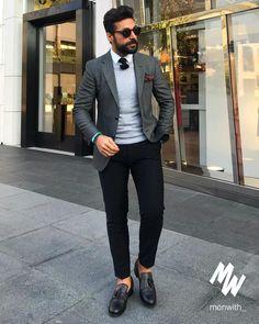 "Gefällt 2,231 Mal, 49 Kommentare - Bilal Güçlü (@bilalgucluu) auf Instagram: ""Have a nice Saturday This shoot ▶️ @zaramen ◀️ Big thanks to my favorite menswear blog to…"" #MensFashionBlazer"