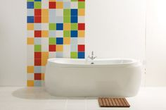 Prismatics Room Set With Various colours