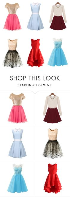 """Untitled #22"" by daryana-mamaeva ❤ liked on Polyvore featuring Loyd/Ford and Chicwish"