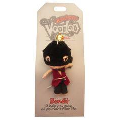 Voodoo Doll LLAMARAMA Watchover Doll Brand New Keychain String Doll Llama
