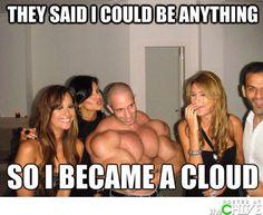 beware the cloud