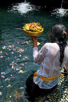 Untitled by Nicholas Pitt on - Tirta Empul Holy Springs, Bali, Indonesia Paradise Island, Island Life, Beautiful Islands, Beautiful Places, Bhabhi Pics, Rite De Passage, Bali Tour Packages, Places To See, Places To Travel